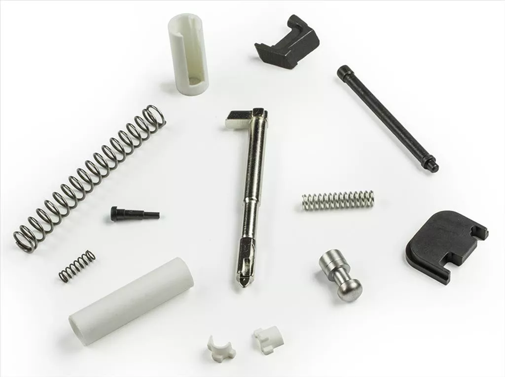 Slide completion kit for most 9mm Glock models